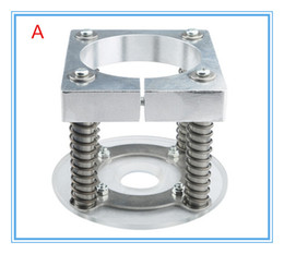 $enCountryForm.capitalKeyWord UK - CNC Router Auto Pressure Foot Fixture Holder PVC Spindle Plate Clamp for leather cutting 65mm 80 85 90 100 105 125mm