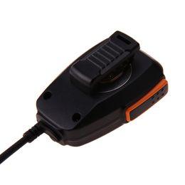 Kenwood speaKer microphone online shopping - 2 Pin Handheld Speaker Microphone Mic for Baofeng Kenwood TYT Radios for Walkie Talkie UV R UV RE BF UVB2 Plus BF S GT UV2