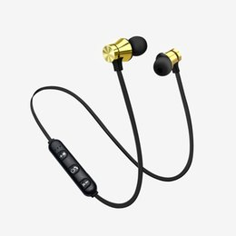 $enCountryForm.capitalKeyWord UK - XT11 Wireless Bluetooth headphones Sports In-Ear BT 4.2 Stereo Magnetic earphone headset earbud with MIc For iphone X 8 Samsung With Package