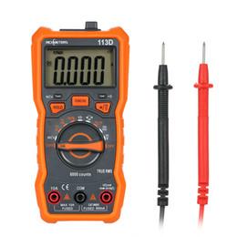 $enCountryForm.capitalKeyWord NZ - RICHMETERS RM113D NCV Digital Multimeter 6000 Counts Auto Range Voltage Tester Temperature Measuring Meter Flash Light Backlight
