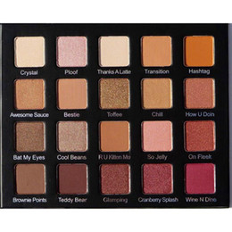 Pro makeuP Palettes online shopping - Makeup Palette Violet Voss Pro Eye Shadow My Holy Grail Palette Colors Eyeshadow Cosmetics DHL