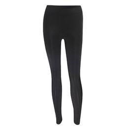 $enCountryForm.capitalKeyWord UK - 2018 Brand New Fashion Yoga Pants Women Trousers Elastic Waist Polyester Hight Waist Letter Yoga Fitness Leggings Sports Pants