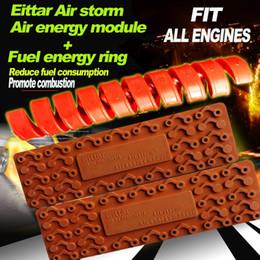 Vente en gros (4pcs module d'énergie de l'air + 1 anneau d'énergie) Économies de carburant réduisent le carbone pour tous les 6 cylindres