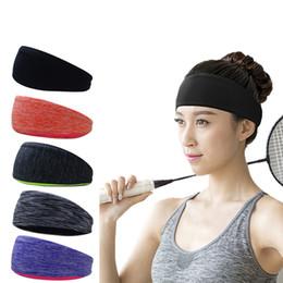 Women Men Elastic Sports Football Headbands Nz Buy New Women Men