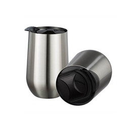$enCountryForm.capitalKeyWord UK - Stainless Steel 16oz egg cups double wall Vacuum Insulated water mugs Tumbler Oudoor Travel Stemless Wine glasses with lids