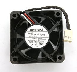 $enCountryForm.capitalKeyWord Australia - Original NMB 2410RL-04W-B79 12V 0.35A 6cm 6025 dual ball bearing Alarm Signal cooling fan