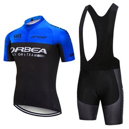 orbea cycling jersey red 2019 - ORBEA Pro team Cycling jersey bib shorts sets New arrivals MTB Bike Jersey Bicycle Wear breathable Cycling Gear Sportswe