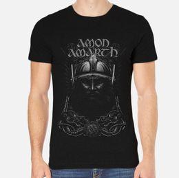 $enCountryForm.capitalKeyWord NZ - Amon Amarth Rock New Men T-Shirt Black Clothing 1-A-109 Tees Shirt For Men Popular Short Sleeve Crewneck Cotton Plus Size Party Tee Shirts