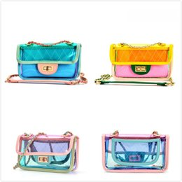 Discount large easter gift bags 2018 large easter gift bags on discount large easter gift bags 2018 summer designer handbags brand pvc bag women clear sweet fresh negle Choice Image
