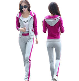 $enCountryForm.capitalKeyWord UK - New Tracksuit Women 2 Piece Set Top And Pants Sportwear Plus Size 3Xl Causal Clothing Women's Hoodies Sweatshirt Sweat Suit