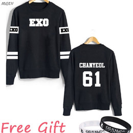 03361cca07f MULYEN Kpop Exo Hoodies Men Women Harajuku Fleece Long Sleeve Pullover  Sweatshirts Hip Hop Hoodie Brand-Clothing Tracksuit