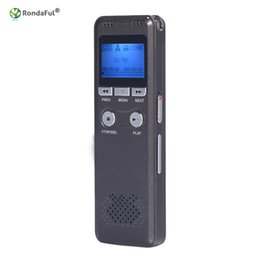$enCountryForm.capitalKeyWord NZ - 8GB-280Hour Professional Audio Recorder Business Portable Digital Voice Recorder With Good Recording Quality & Long Life Battery