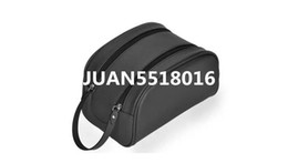 NyloN cosmetics online shopping - High end quality men travelling toilet bag fashion design women wash bag large capacity cosmetic bags makeup toiletry bag Pouch