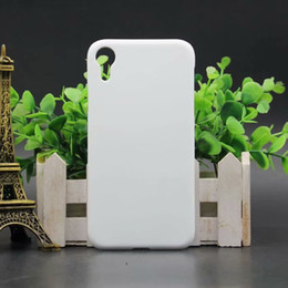 plastic sublimation NZ - For Iphone 9 plus 6.5inch Sublimation 3D Phone Mobile Glossy Matte Case For Iphone 9 6.1 inch Heat press phone Cover