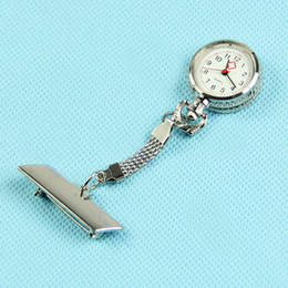 $enCountryForm.capitalKeyWord Canada - JAVRICK Fob Brooch Pendant Hanging Pocket Watch Nurse Classic Pin Clip Quartz Watch