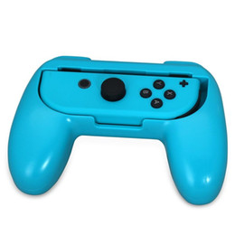 Discount hand controller - Hand Gamepads Holder Mount Controller Grips Handle Bracket For Switch Joy-Con NS N-Switch Console Holder High Dustproof