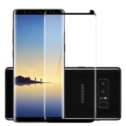 Lcd samsung edge online shopping - Tempered Glass D H Phone Explosion proof LCD Screen Film Protector For Samsung Galaxy S9 S8 Plus Note S7 S6 Edge Note9