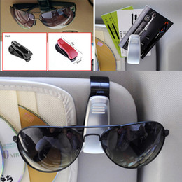 Automobiles & Motorcycles Auto Fastener Clip Cartoon Sunglasses Holder For Car Visor Sun Gasses Holder Ticket Clip For Woman Girls Eyeglasses Fashionable And Attractive Packages