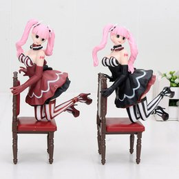 15cm Nami Sitting Red Sofa Chair Ver Model Pvc Collection Sexy Girl Short Dress One Piece Anime Action Figure Doll Dropshipping Action & Toy Figures