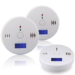 $enCountryForm.capitalKeyWord UK - CO Carbon Monoxide Gas Sensor Monitor Alarm Poisining Detector Tester For Home Security Surveillance New Arrival