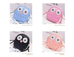 $enCountryForm.capitalKeyWord Canada - children Cute Purse Handbag Owl Women Messenger Bags For Summer Crossbody Shoulder Bag with Belt Strap Lady Clutch Purses K0287