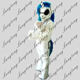 Horse Suit NZ - 2018 New high quality Horse Mascot costumes for adults circus christmas Halloween Outfit Fancy Dress Suit Free Shipping