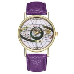 $enCountryForm.capitalKeyWord UK - Women Watches Fashion Leather Strap Band Wristwatch Strap Analog Quartz Dial For Men Women Popular Nice Sweety Gift New