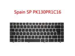 Sp laptopS online shopping - Laptop Keyboard For Compal QAT10 QAT11 PK130PR1C16 MP P13US PK130PR1B00 MP P13US C582 Spain SP United States US Japan