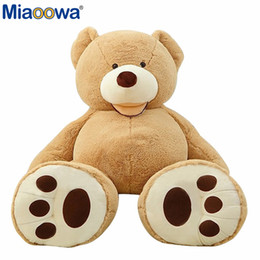 huge bears toy Australia - 1pc Huge Size 160cm USA Giant Bear Skin Teddy Bear Hull , Super Quality ,Wholesale Price Selling Toys For Girls