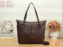 Cheap designers ladies handbags online shopping - new Luxury Designer Women Set Fashion Bags Ladies Handbag Sets Leather Shoulder Office Tote Bag Cheap Womens Shell Handbags Sale Hand bag