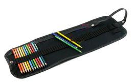 36 color pencils online shopping - Art pen pencil case Pen Bag Pencil Holder color pencil sketch School Supply Gift