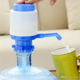 $enCountryForm.capitalKeyWord Australia - High Quality Manual Hand Press Drinking Water Bottle Bardian Dispenser Pump Hot Sale Convenient Home Office Tools 5 5ra dd
