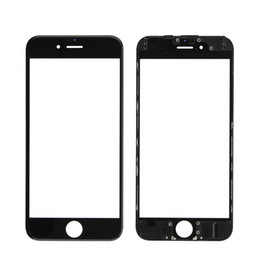 $enCountryForm.capitalKeyWord NZ - Best Quality For iPhone 5 5S 6 6S Plus 7 8 Plus Front Touch Screen Panel Outer Glass Lens + Cold Press Frame + OCA Installed With Free DHL