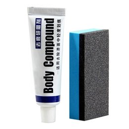 Chinese  Car Body Compound Paste Set Scratch Paint Care Auto Polishing&Grinding Compound Car Motorcycle Automobiles Paste Polish Care manufacturers