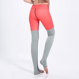 70a69c0ad520d JIGERJOGER Neon Orange sportswear jogging homme calzas deportivas mujer  fitness leggings sport pants women yoga goddess pants