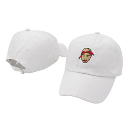 Tupac Shakur cap ALL EYES ON ME men women 2pac Hip hop Baseball Cap Curved  Bill Dad Hat 100% Cotton SWAG snapback hats 2e786e21c3