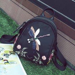 Discount school bags mochilas kids backpacks - Oxford fabric handmade floral children school bags kids travel backpacks mochilas infantis escolars femininas for girls
