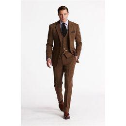 1255141fe0d7 Purple Velvet Shawl Collar Men Suit Handsome Double Breasted Jacket 2017  Tuxedo For Party New men's Suits (Jacket+Pants+Bow Tie)