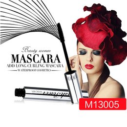 Luxury Menow Soft Black Lashes Mascara Erhöhen Sie die Wimpernlänge. Wimpern Mascara Dense Sliming Brush