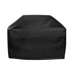China BBQ Grill Cover Waterproof Heavy Duty Patio Outdoor Oxford Barbecue Smoker Grill Cover cheap wholesale outdoor bbq grill suppliers
