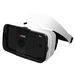 China VR Case Pro VR Box Glasses Immersive Virtual Reality Google For 4-6.3 inch SmartPhone Samsung iphone Huawei Wholesale cheap samsung vr suppliers