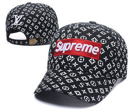 01bfbb0652462 Hot Sale Baseball Caps For Men La Snapback Hats Sup Embroidered Golf ball  Hat Popular Fitted Caps For Men hip hop casquette DF14G27