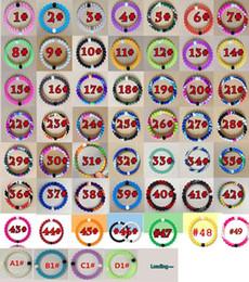Vente en gros Plus de 50 couleurs. Nouveau bracelet Neno rose avec étiquette originale et sac individuel. Boue de la mer Morte, neige du mont Haute qualité
