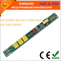 $enCountryForm.capitalKeyWord Australia - AC85-265V 6-24w electronic ballast Compatible LED tube Driver tube Compatible inductance rectifier Power Supply Lighting Transformers