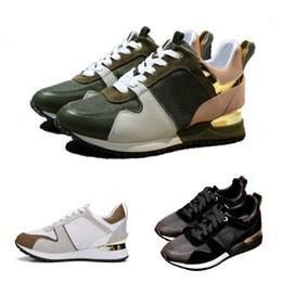 the best attitude 3a41b dbc32 Artefacto de citas para hombres zapatos de lujo de diseñador Zapatos  casuales mujeres Zapatillas de club nocturno material avanzado Oro marrón  Negro blanco ...