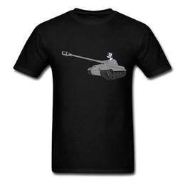 $enCountryForm.capitalKeyWord UK - wholesale World of tanks cartoon unicorn Men Tshirt 100% Cotton 2018 new Top Short Sleeve Oversize T Shirt Teenage streetwear geek Clothes