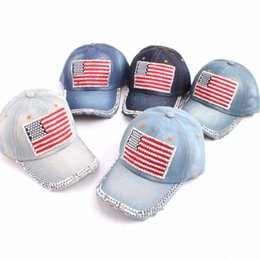 New Bling Glittar Ball Hat for Ladies Girls Popular Sequin Flag Star  Baseball Cap High Quality Canvas Snapback Hat Fashioon Street Women Hat 69f3c253cf45