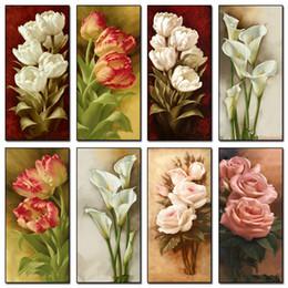 diy diamond painting roses 2019 - DIY 5D Full circular Diamonds Embroidery Flowers Diamond Painting Cross Stitch Kits Rose & Lily Diamond Mosaic Home Deco