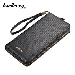 $enCountryForm.capitalKeyWord Canada - PU Leather Zipper Money Wallet For Men Women Coin Pouches Handy Purses Phone Bags Female Male Change Holder Zip Coin-Purse Bolsa