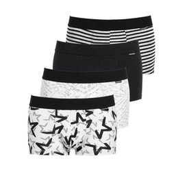 Men cartoon boxers shorts online shopping - Cotton Men Underwear Boxers Cartoon Printed Cotton Boxer Mens Underwear Sexy Brand Comfort Underpants Boxer Shorts